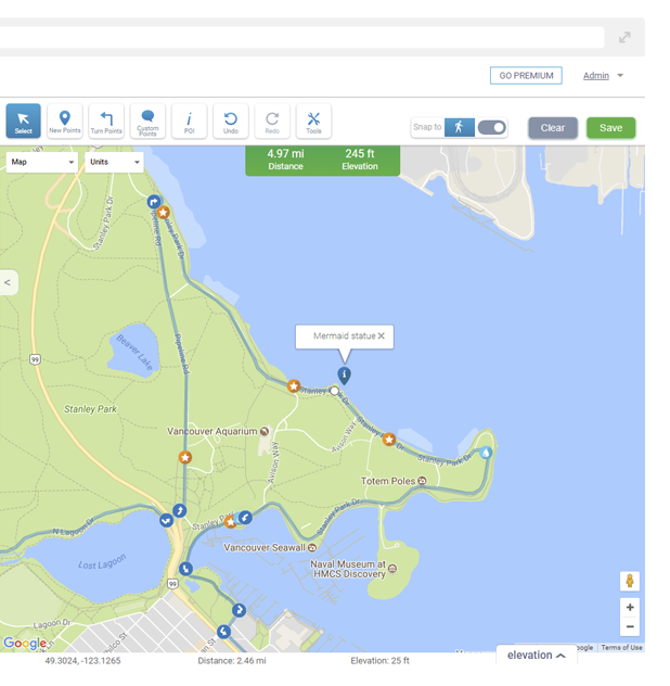 Rungo smartest route creator yet gumiabroncs Image collections